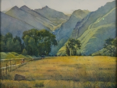 Richard Sneary, 'Going to Telluride,' Artist Choice Second Place