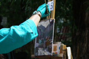 2015 Telluride Plein Air Artists Selected