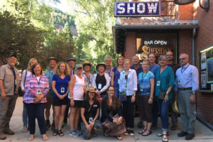 2017 Telluride Plein Air Artists Selected