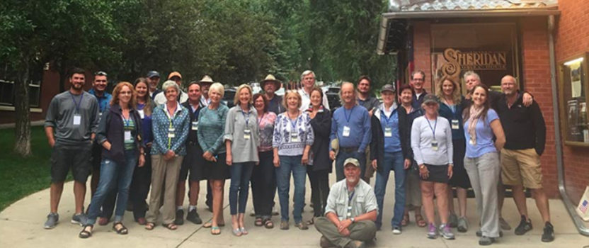 2016 Telluride Plein Air Artists Selected