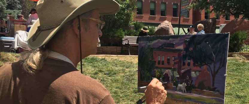 2018 Telluride Plein Air Call for Artists