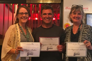 2017 Telluride Plein Air Artist Choice Winners
