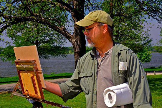 richard prather plein air artist